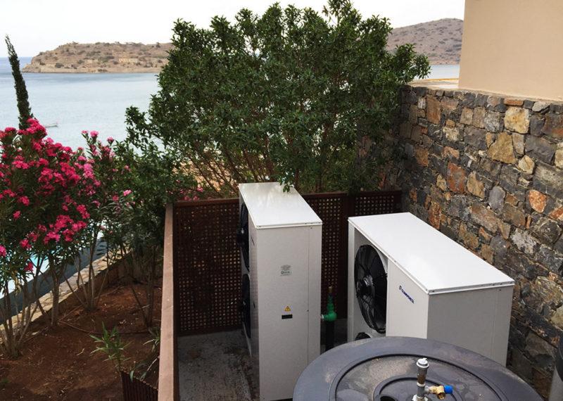 climaveneta external installation empro